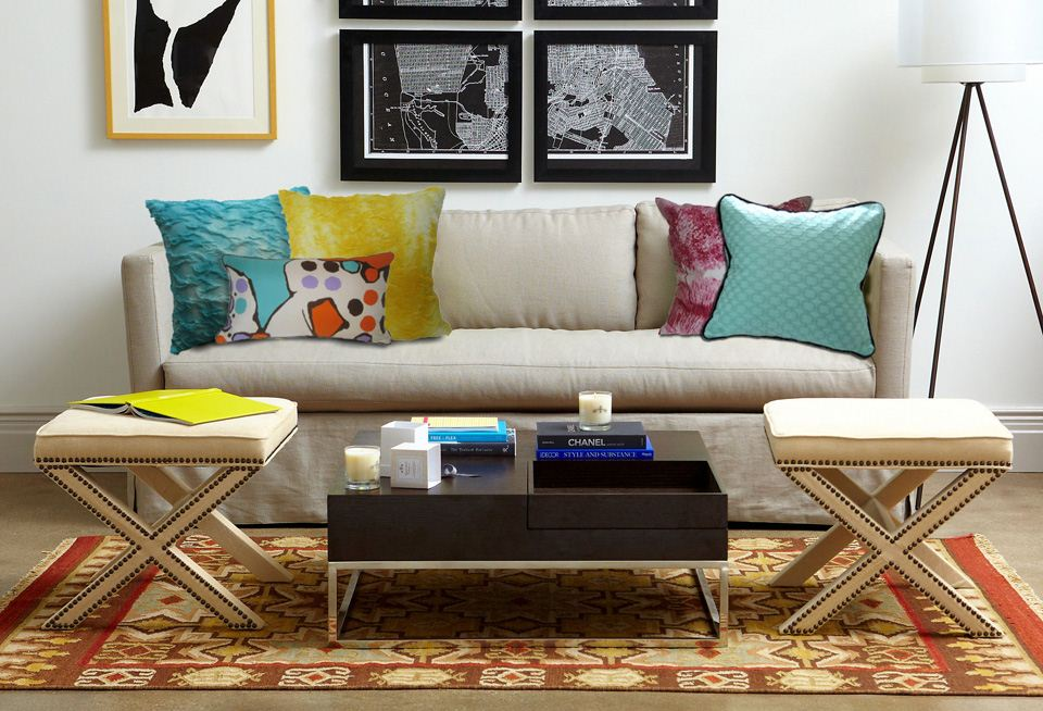 Decorative Pillows For Couch 4008