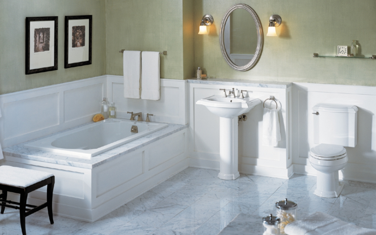 Bathroom Remodel Easy To Clean : Best bathroom remodeling ideas on a budget qnud