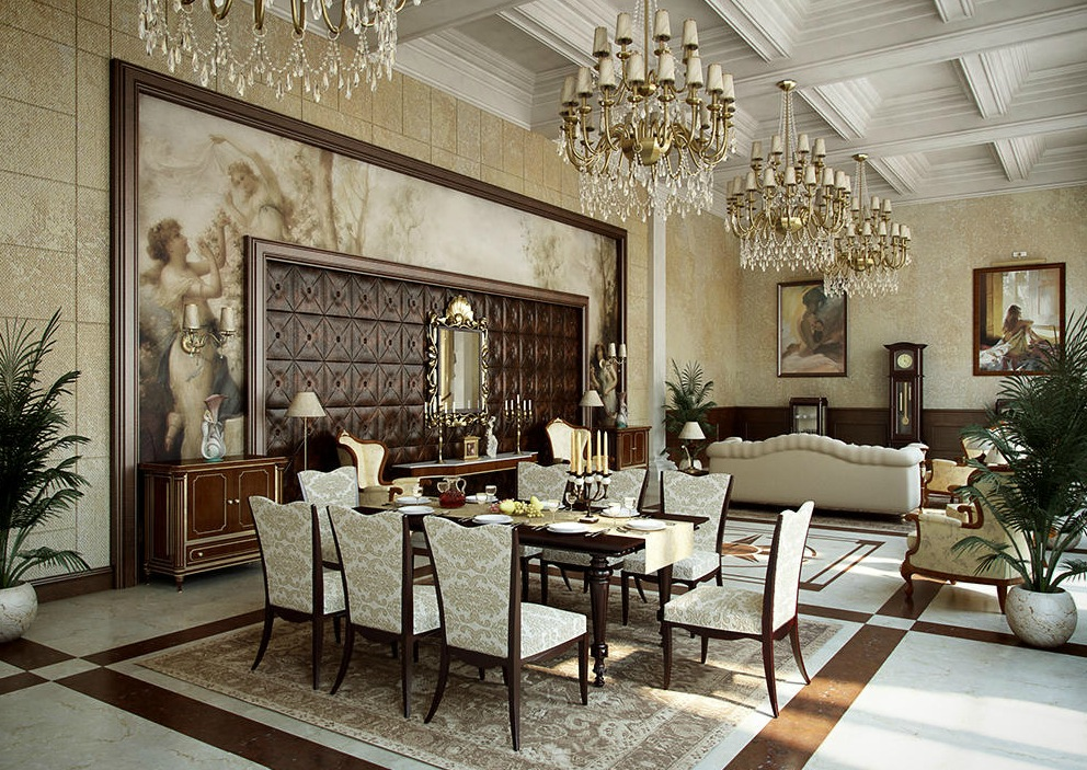 Dream Dining Room Alluring Glamorous Dream Dining Rooms Images Best  Inspiration Home Design . Decorating Inspiration