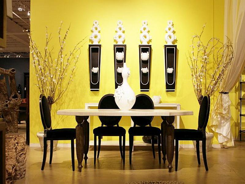 dining room decor - Modern Dining Room Decor Ideas
