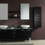 Double Sink Bathroom Vanities Pictures