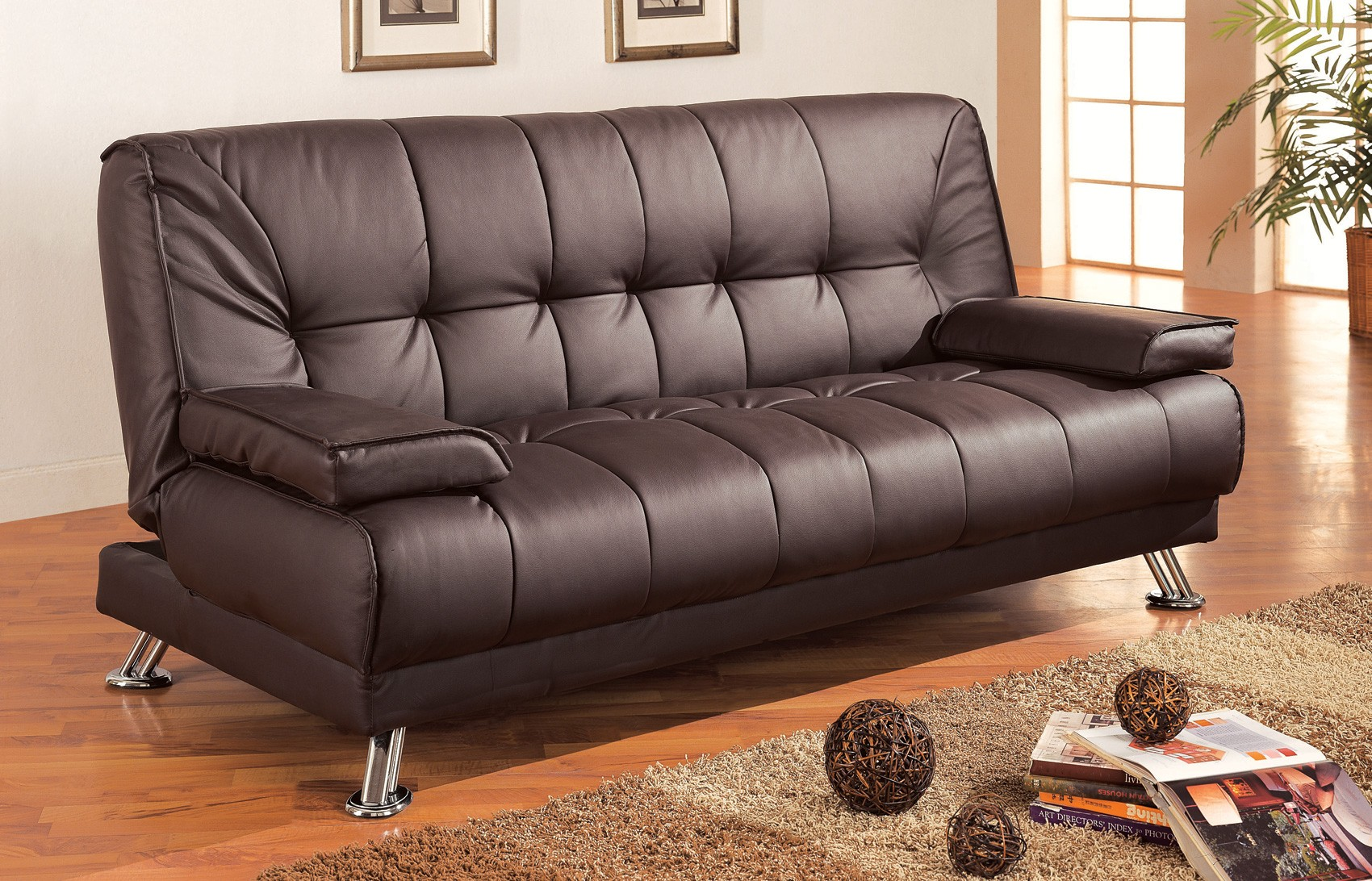 Double Sofa Bed 2827