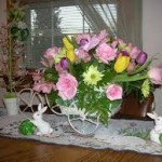 Table Centerpiece Ideas for Easter