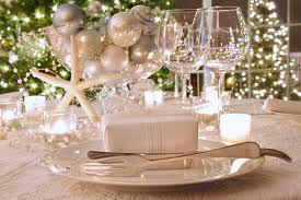 Elegant Dining Table Centerpiece