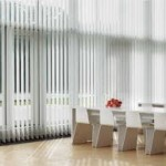 Elongated Vertical Blinds