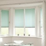 Fabric Venetian Blinds
