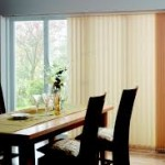 Fabric Vertical Blinds for Patio Doors