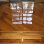 Finished Cherry Hardwood Flooring