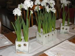 Flower Dining Table Centerpieces