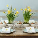 Fresh Table Centerpiece Ideas