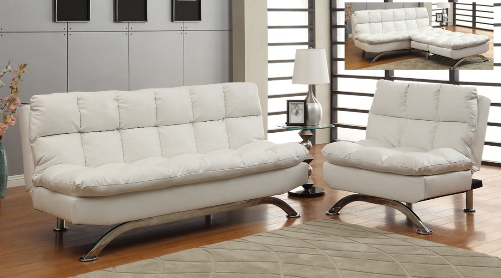 Futon Bed and Futon Chair