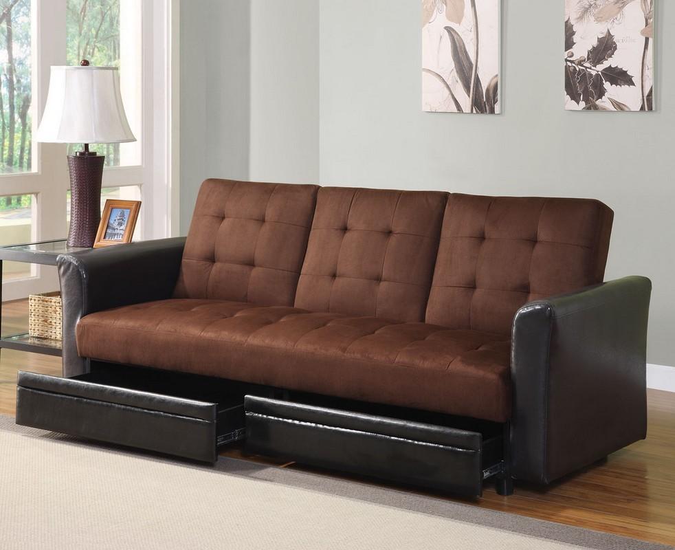 Futon Beds with Storage