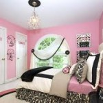 Girl Bedroom Design for Teens