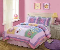 Girls Butterfly Bedding Sets