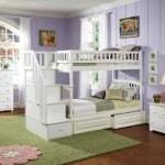 Girls Loft Beds