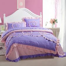 Girls Princess Bedding