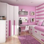 Girls Small Bedroom Design
