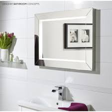 Glass Bathroom Mirros