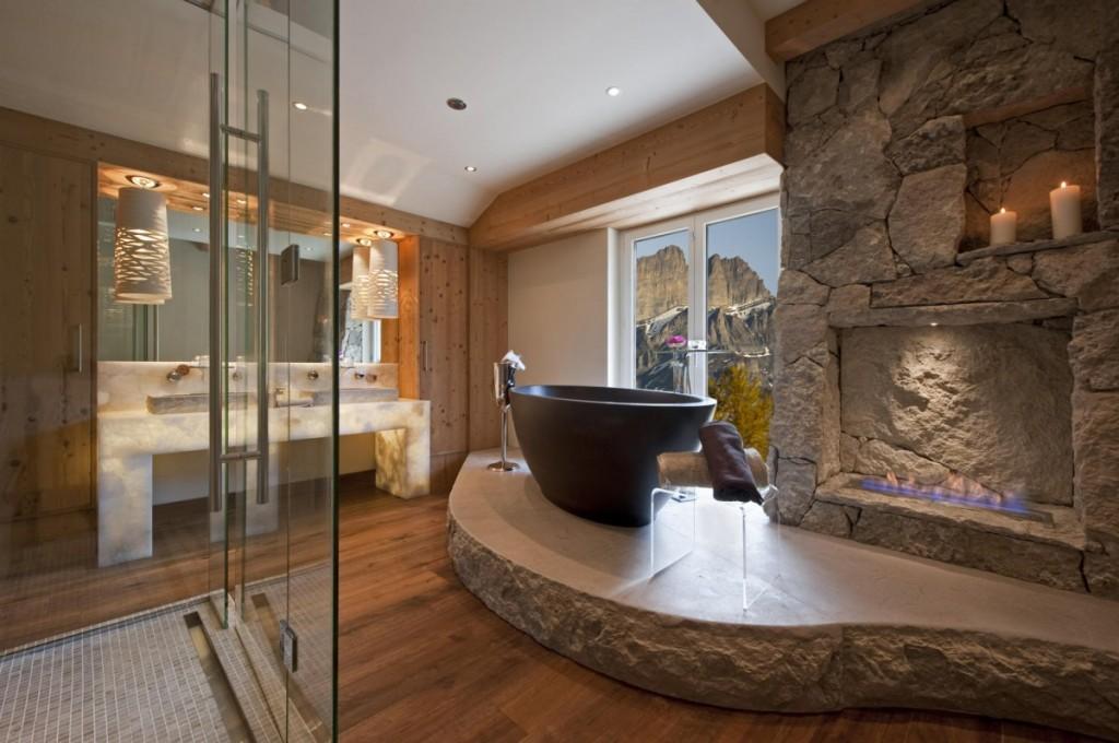 Granite Bathroom