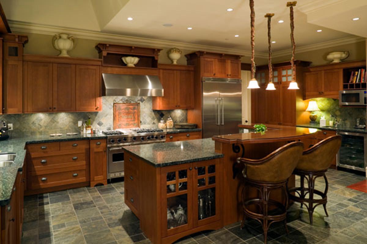 Granite Kitchen Renovation Ideas