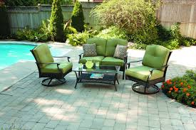 Green Outdoor Patio Furniture Sets