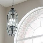 Hanging Light Fixtures -Foyer