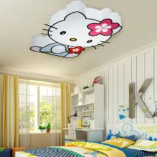 Hello Kitty Ceiling Light