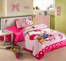 Hello Kitty Girls Bedding Sets
