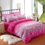 Hot Pink Girls Bedding Sets