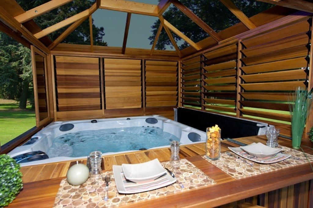 Hot Tub Gazebo