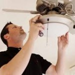 Installing Ceiling Fans