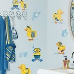 Kids Bathroom Decor Wallpaper