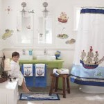 Kids Bathroom Decor for Boys