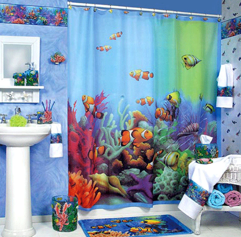 Kids Bathroom Sets 6167