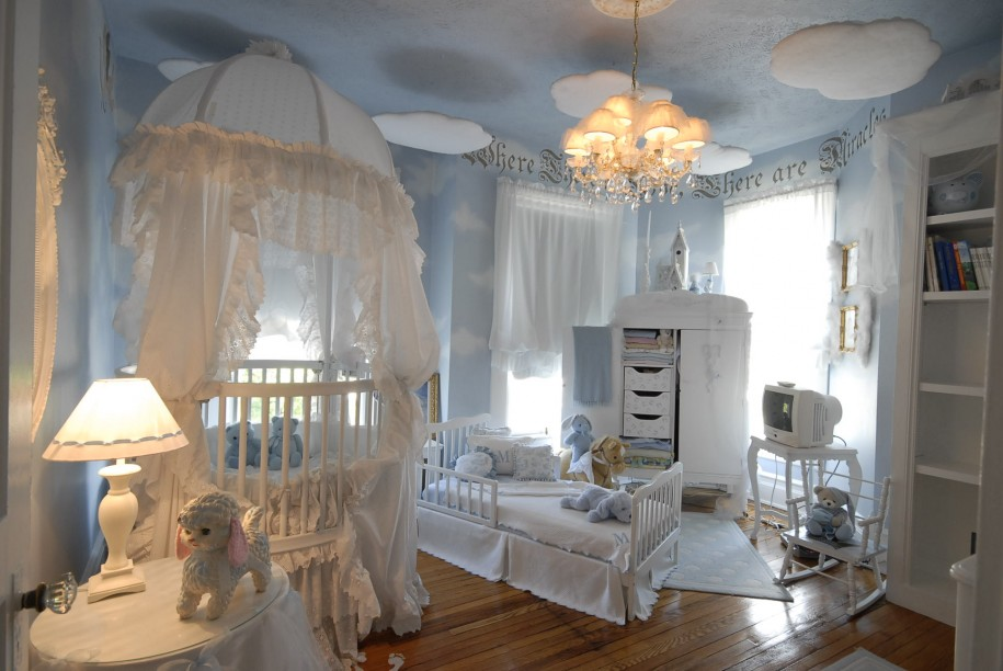 Must See White Kids Bedroom Ideas