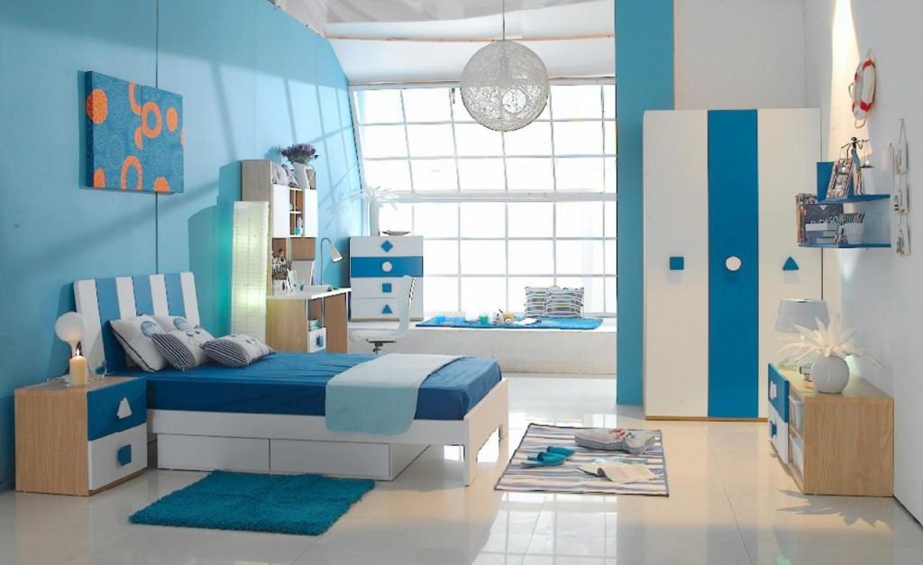 Kids Modern Bedroom