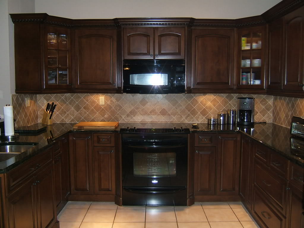 Kitchen Backsplash Tile (6257)