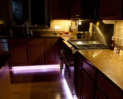 Kitchen Floor Lighting