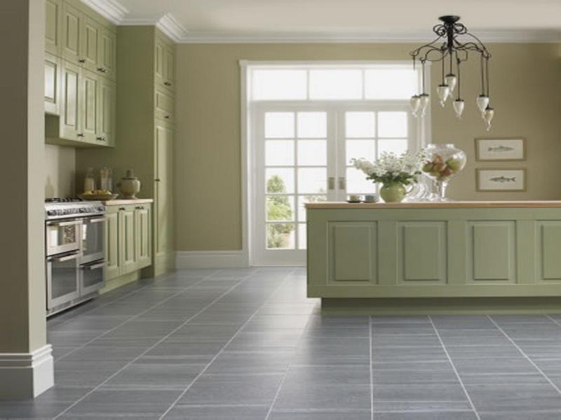 Kitchen floor tile 6274