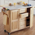 Kitchen Island Cart