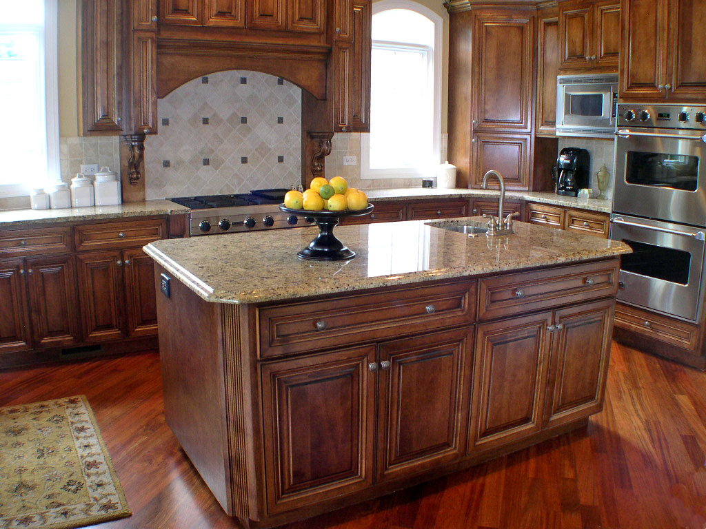 Kitchen Island Ideas   Qnud