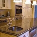 Kitchen Island Marble Countertops