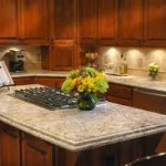 Kitchen Island Onyx Countertops