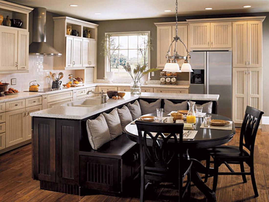 kitchen islands with seating top 25 ideas to spruce up the kitchen decor in 2014 qnud 10854