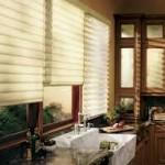Kitchen Roman Blinds