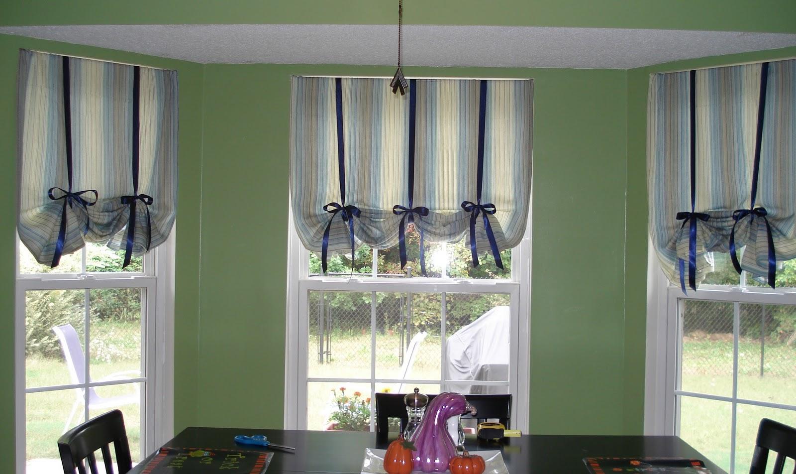 Kitchen Window Curtains - Qnud
