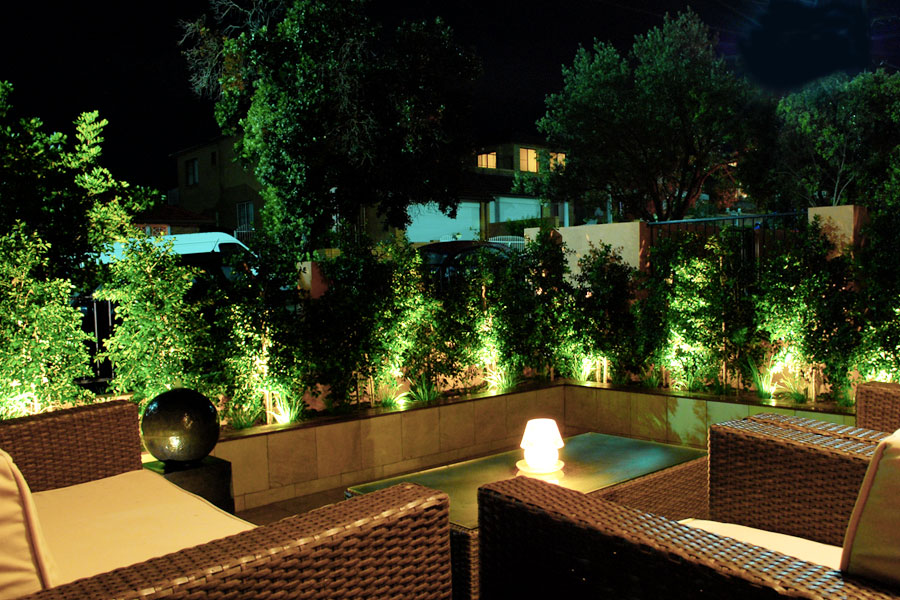 LED Garden Lighting. U2039