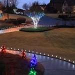 LED Landscape Lights for the Driveway