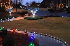 LED Landscape Lights for the Driveway