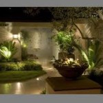 LED Landscape Lights for the Garden